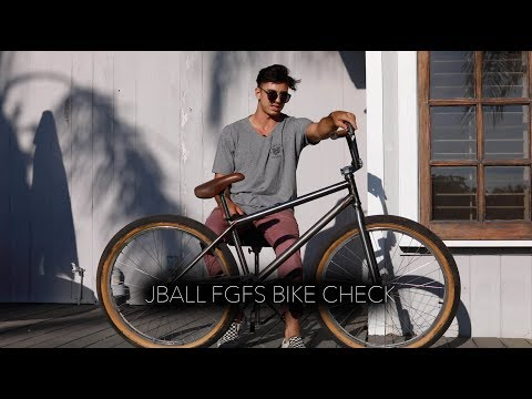 FGFS Bike Check | Johnathan Ball