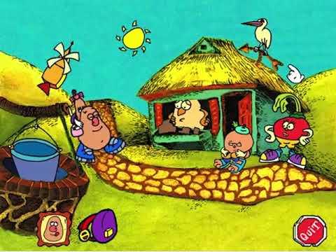 Mr. Potato Head Saves Veggie Valley: CD-Rom game for Windows - YouTube