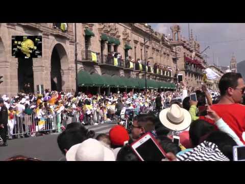 PAPA FRANCISCO EN MORELIA, MICHOACAN, MEXICO, JOSE LUIS CABEZAS RIOS