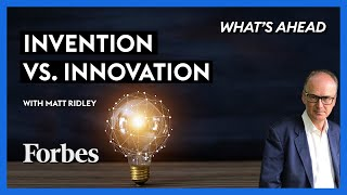 Innovation Flourishes In Freedom: A Conversation With Matt Ridley - Steve Forbes | Forbes