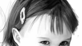 Speed paint в фотошопе -- рисование в черно-белом