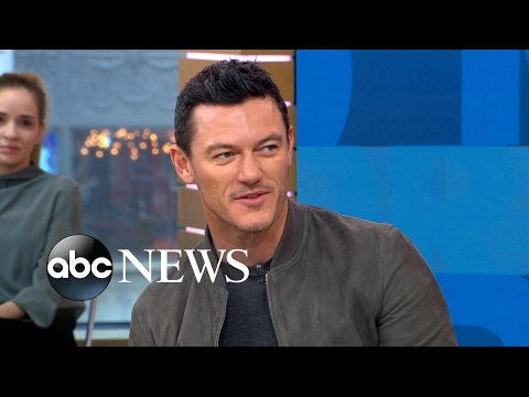 Thumbnail: Beauty and the Beast: Luke Evans Interview