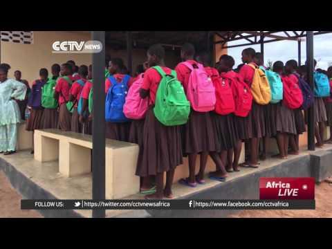 U.S. project brings more Tanzanian girls to school