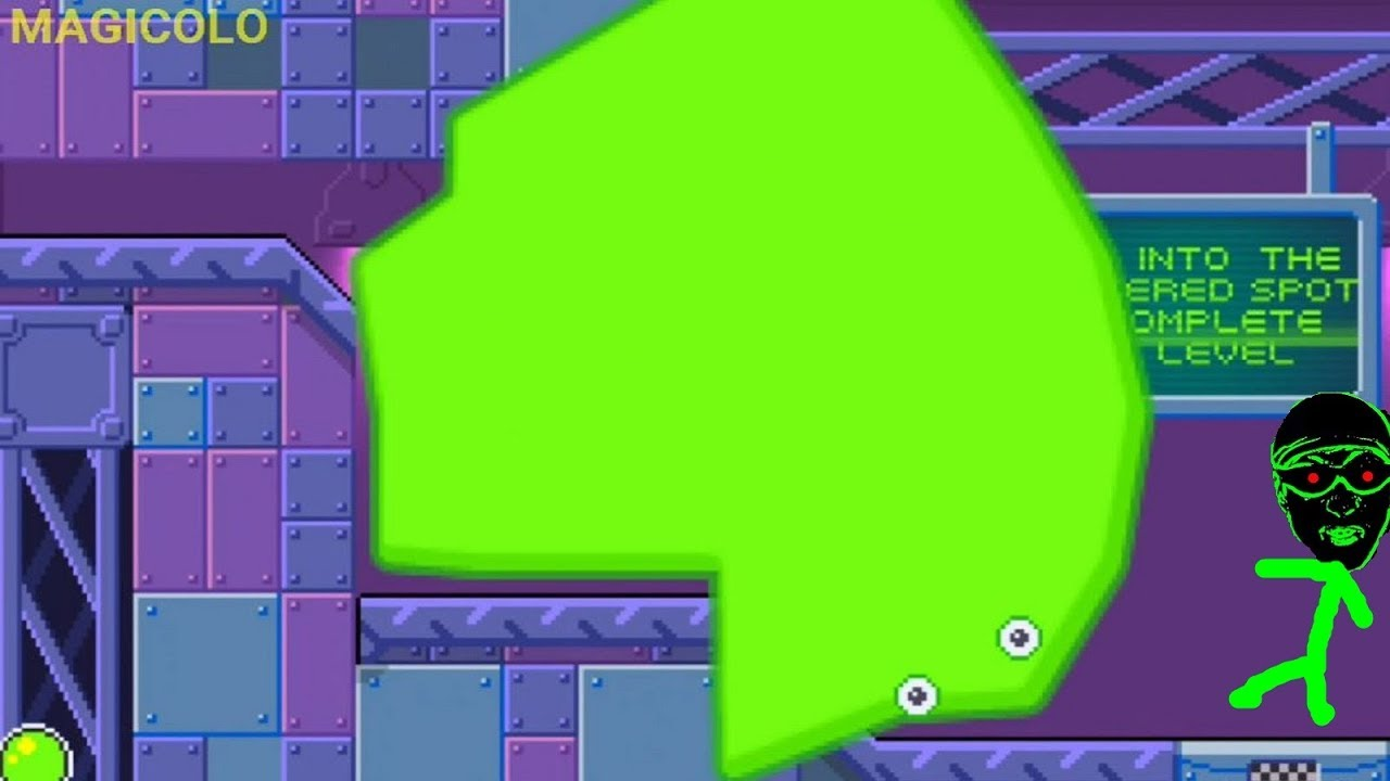 Y8 GAMES FREE - Slime Laboratory 3 levels hacked - YouTube