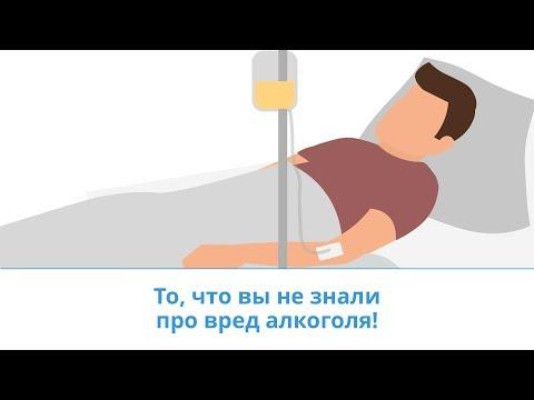 Влияние алкоголя на организм человека. Факты, которые Вы не знали о его вреде!