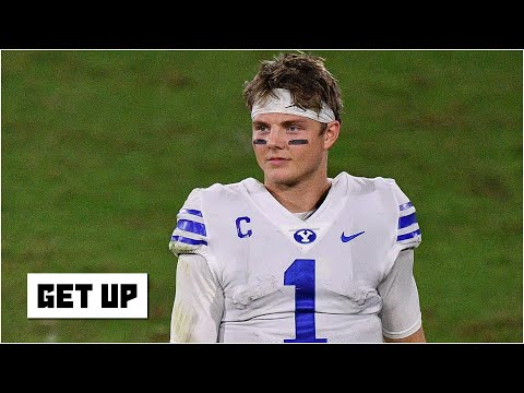 Is Zach Wilson a lock at No. 2 for the New York Jets in the 2021 NFL Draft? | Get Up