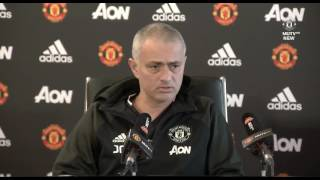 Jose Mourinho's Embargoed Press Conference Manchester United Vs Hull City 'i Dont Push Refrees'