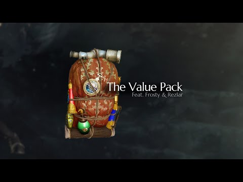 The Value Pack ep 8 - Witch v Wiz (with our friend Mina!) / Central Market / Hero System