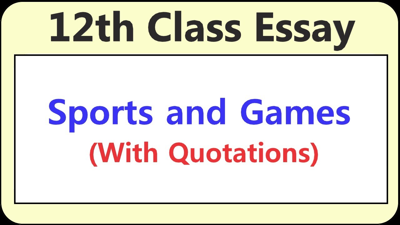 Expository essay ideas middle school