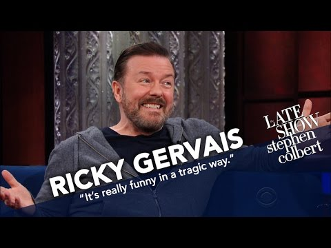 Ricky Gervais Will Know Science Failed Him If He Ever Meets The Devil