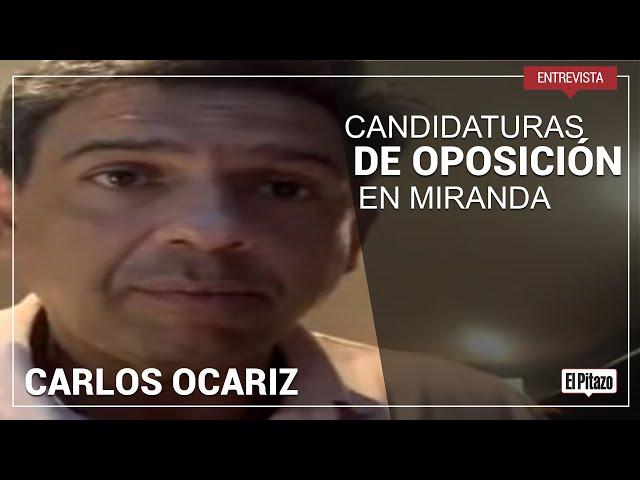 ¿Quién será el candidato de la Unidad en Miranda?