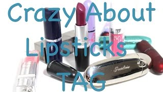 I TAG I Crazy About Lipstick Thumbnail