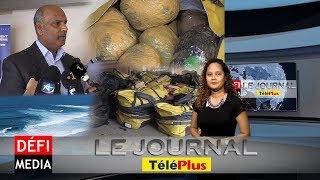 Le JT - 140 kg de cannabis saisis Un trafic existe entre Maurice et La Reunion dit le DCP ...