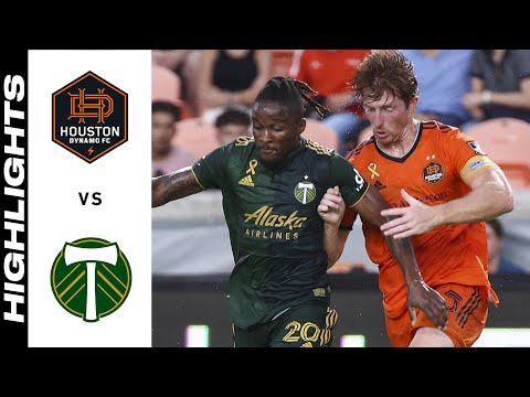 Download HIGHLIGHTS: Houston Dynamo FC vs. Portland Timbers   September 03, 2021
