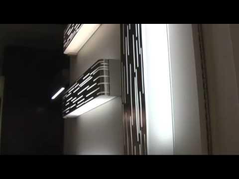 Revel Linear Suspension Tech Lighting Youtube