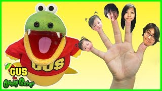 Five Finger Family and Five Little Monkeys Nursery Rhymes for Kids