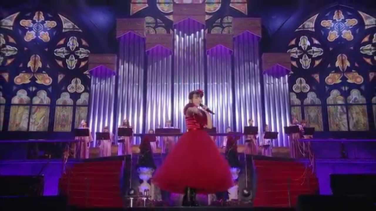 水樹奈々「SCARLET KNIGHT」(NANA MIZUKI LIVE THEATER 2015 ...