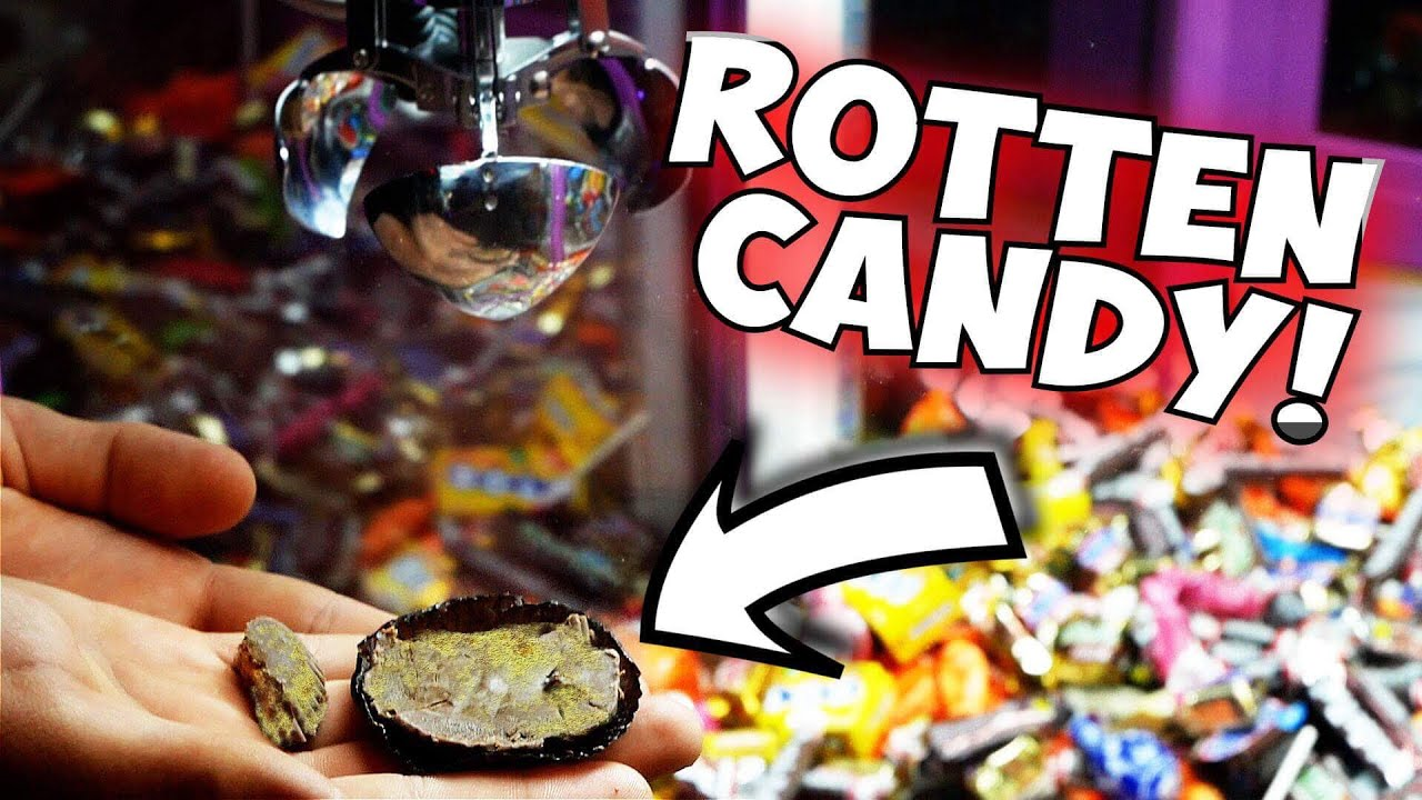 rotten candy pictures