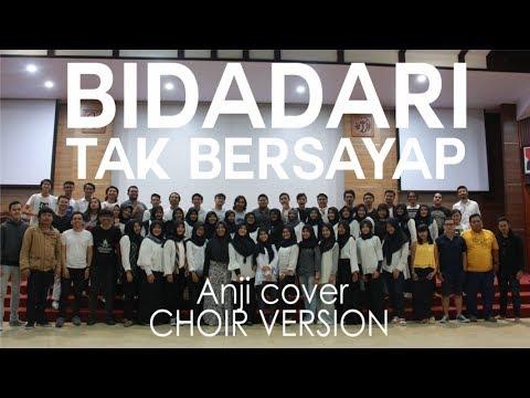 BIDADARI TAK BERSAYAP (Anji Cover) - PASUMA UNISBA