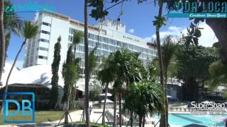 Sneak Peek with DancBeat ! Caribbean 2017 !  El San Juan Hotel Part 4.