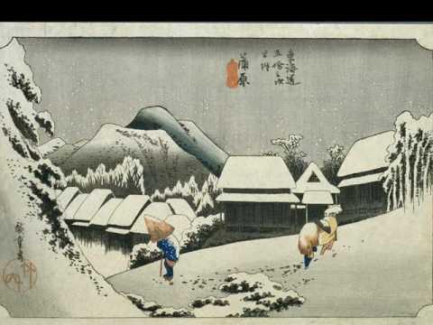 Andō Hiroshige Works!