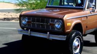 1972 FORD BRONCO 4X4 LIFTED 5 DAY AUCTION AT NO RESERVE