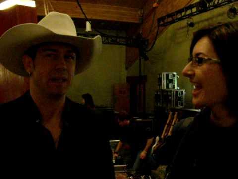 Aaron Pritchett interview with Miranda Berney