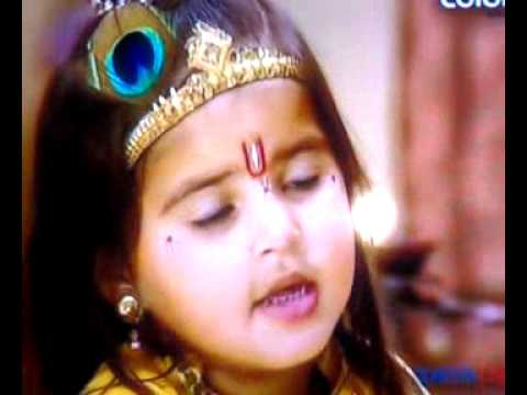 Image of: Baby Photo Jai Shri Krishna Very Cute Scene Must Watch Youtube
