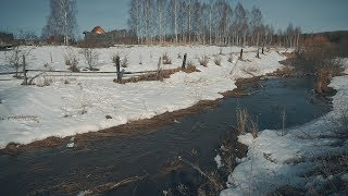 Крестный ход в деревне Вторусское
