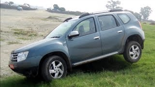 Renault Duster Detailed Video Review- Features, Performance, Off-Road, On-Road And City Driving