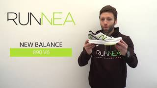 New Balance 890v6, review en español