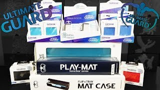Ultimate Guard - The BEST Trading Card Accessories, Protection, and Storage Products!