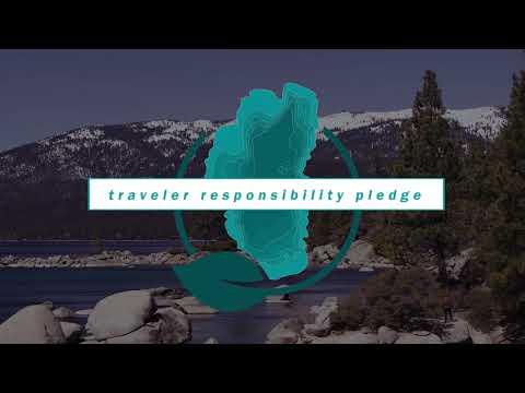 Tahoe South's Take Care Travel Pledge