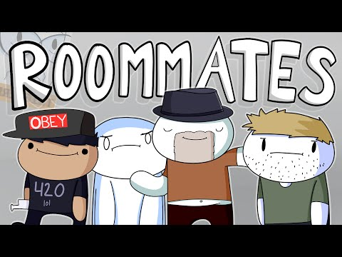 Thumbnail: My Thoughts on Roommates