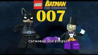 LEGO BATMAN 🦇 007 Das Kätzchen und der Pinguin [DEUTSCH 60 FPS]