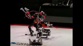 ROBO-ONE 20 (Final match) Garoo vs Gargoil-mini