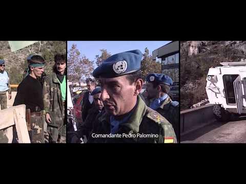 Un Puente para la Paz, misión española en Bosnia-Herzegovina.