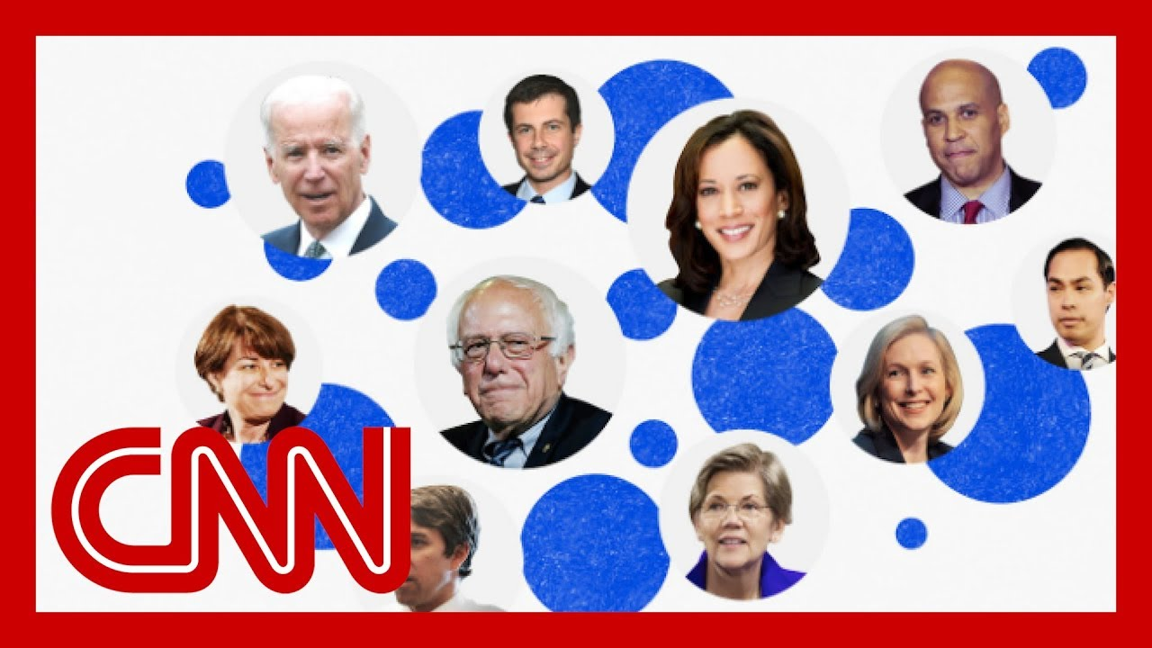 CNN:What the 2020 Democrats' song choices reveal about them