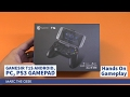 GameSir T1s Gamepad For Android PC PS3 Hands On Review mp3
