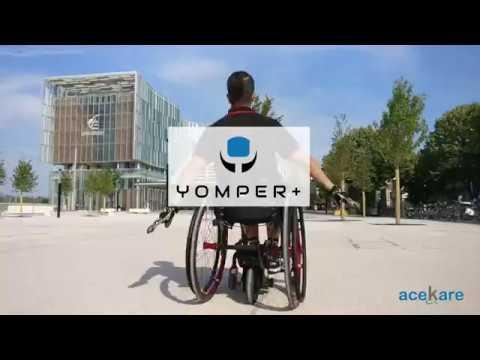 Découvrez Le Yomper+ En Action !