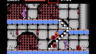 [TAS] NES Castlevania