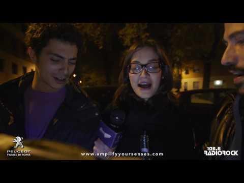 Peugeot Karaoke Rock Car 2016 - Giulia Alfieri