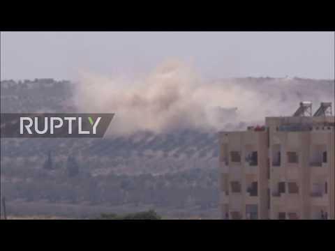 Syria: SAA enters Saida town in rural Daraa