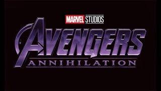 Avengers 4 Teaser Trailer & Theme Song (Fan-Made)