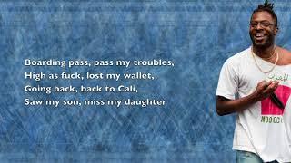Isaiah Rashad - Dressed Like Rappers - Lyrics