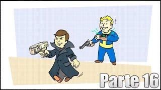 Fallout 4: ¡Cazador/Cazado!- Parte 16 (Walkthrough)