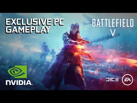 Геймплей Battlefield 5 на ПК
