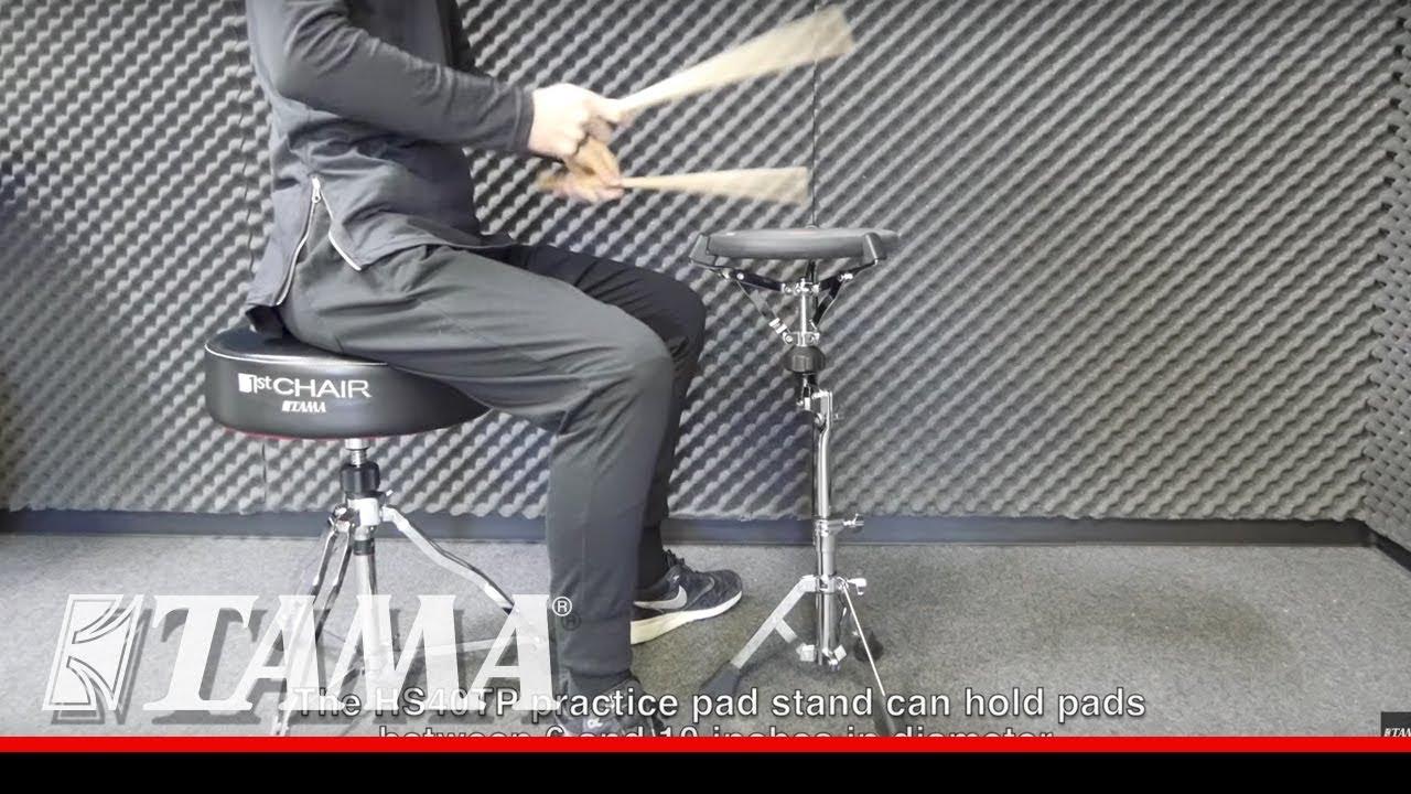 10 inch Tama TSP10 Practice Pad
