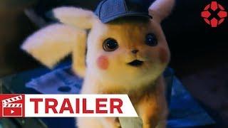 Pokémon - Pikachu, a detektív - előzetes #1