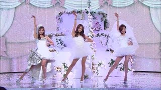 【TVPP】Ga-in(BEG) - Like A Virgin (with Yoona & U-ie), 가인(브아걸) - 라이크 어 버진 @ 2009 KMF